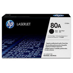 80A Black LaserJet Toner Cartridge