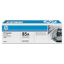85A Black Dual Pack LaserJet Toner Cartridges