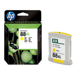 HP 88 Large Yellow Ink Cartrid