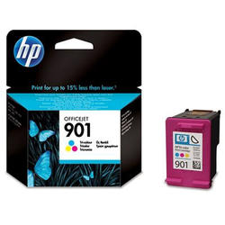 HP 901 Tri-colour Officejet Ink Cartridge