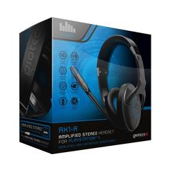 Headset GIOTECK AX-1 Wired Stereo PS4