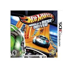 Hot Wheels Worlds Best Driver 3DS
