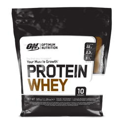 Optimum Nutrition Protein Whey, 320g  - Jagoda
