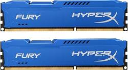Kingston DDR3 HyperX Fury,1866MHz, 8GB(2x4GB) Blue