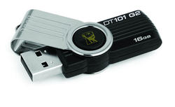 Kingston DT 101 G2, 16GB, USB2.0