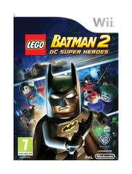 LEGO Batman 2 DC Superheroes WII