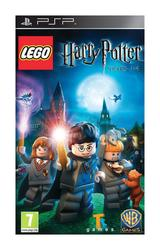 LEGO Harry Potter Years 1 4 PSP