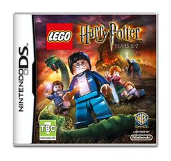 LEGO Harry Potter Years 5 7 NDS