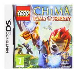 LEGO Legends of Chima Lavals Journey NDS