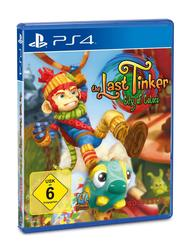Last Tinker City of Colors PS4