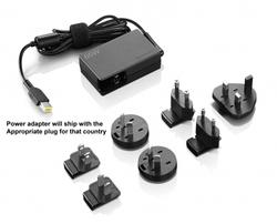 AC travel adapter 65W