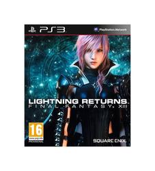 Lightning Returns Final Fantasy XIII PS3