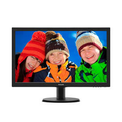 Philips Monitor LED V-Line, 243V5LHAB/00, 23,6""