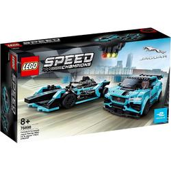 LEGO Speed Champions Formula E Panasonic Jaguar Racing Gen2 C