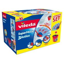 Vileda Super Močo 3- action xl set box