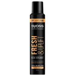 Syoss Dry šampon u pjeni 200 ml Texture&Fresh