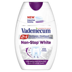 Vademecum 2U1 Nonstop White  - 75 ml