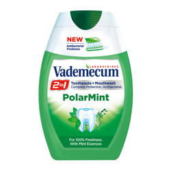 Vademecum 2U1 Polar Mint  - 75 ml