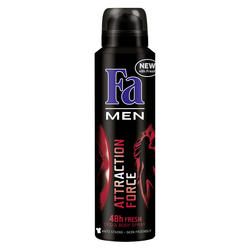 Fa Deospray Attraction Force  - 150 ml