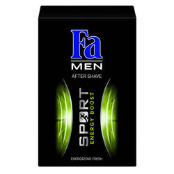 Fa Men Aftershave Sport Energy Boost  - 100 ml