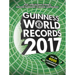 Guinness World records 2017, Grupa autora