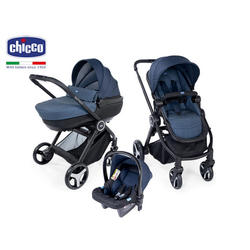 Chicco Kolica Trio Best Friend Comfort Oxford