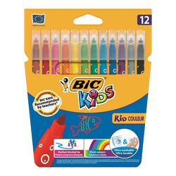 BIC Kid Couleur 12 kom- flomasteri