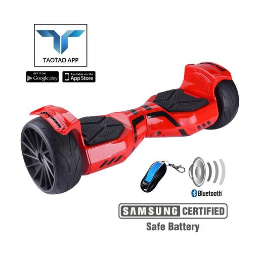 Hoverboard Viper Red 9""