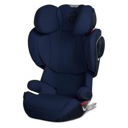 Cybex autosjedalica grupa 2/3 Solution Z-fix midnight blue 518000832  - PLAVA