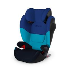 Cybex autosjedalica grupa 2/3 Solution m-fix Sl blue moon navy blue 517001370