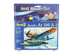 Model Set Arado Ar 196 A-3  -  6035