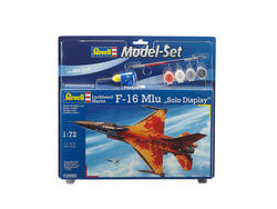 "Model Set F-16 Mlu""Solo Display"" - 6050"