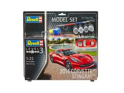 Model set 2014 Corvette Stingray C7 - 6050