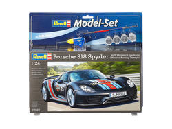 Model Set Porsche 918 Weissach Sport - 6080