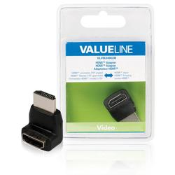 Valueline Adapter kutni 270° HDMI M - HDMI Ž VLVB34902B blister