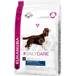 Eukanuba Daily Care Overweight - Sterilised  - 12,5 kg