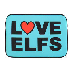 Torba za laptop LOVE ELFS Plava-M