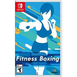 Nintendo Fitness Boxing Switch