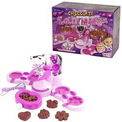 Set Chocolate Lolly Maker