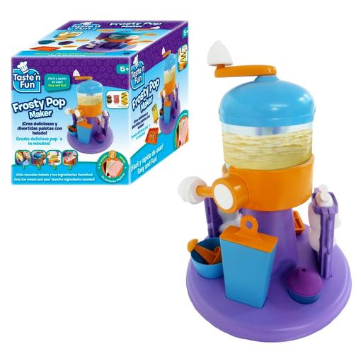 Set za izradu sladoleda Frosty pop maker