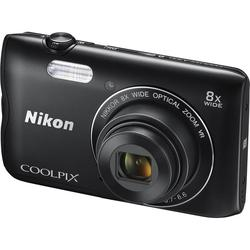 Nikon COOLPIX A300 Black + SD/16GB + Torbica