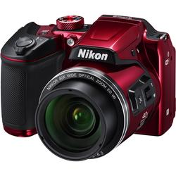 Nikon COOLPIX B500 Red + Nikon torbica CS-P08