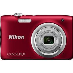 Nikon COOLPIX A100 Red + SD/16GB + Torbica