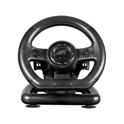 Speed-Link Volan Black Bolt-  Racing Wheel PC