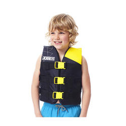 Jobe Nylon Vest Youth Yellow 30-40KG