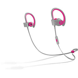 Apple Beats Powerbeats 2 Wireless In-Ear Headphones - Pink/Gray