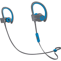 Beats Powerbeats 2 Wireless In-Ear Headphones, Active Collection - Flash Blue