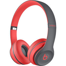 Beats Solo2 Wireless On-Ear Headphones, Active Collection - Siren Red