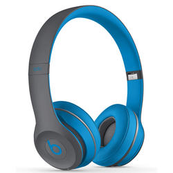 Apple Beats Solo2 Wireless On-Ear Headphones, Active Collection - Flash Blue