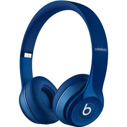 Apple Beats Solo2 Wireless On-Ear Headphones - Blue